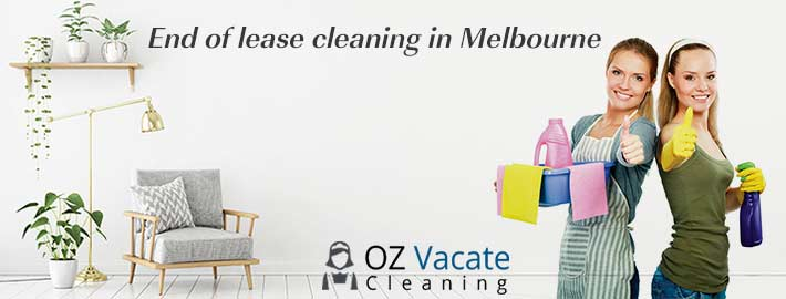 Get Your Bond Back Quickly With Professional End Of Lease Cleaning